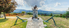 Immagine del virtual tour 'Monumento ai Caduti e Panorama'